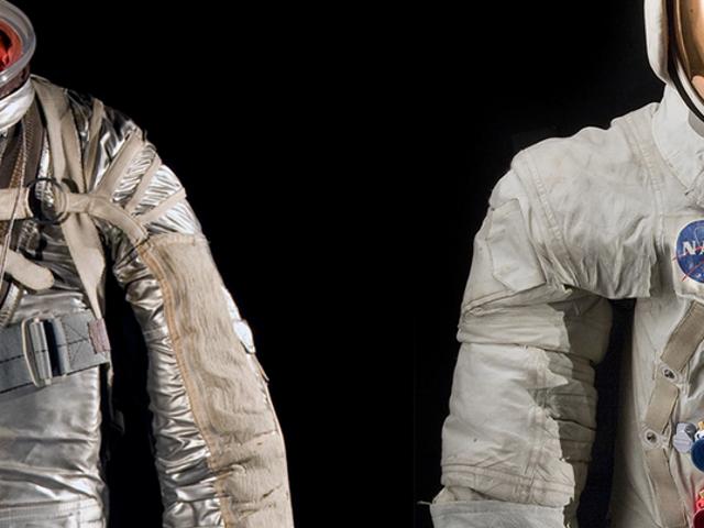 Smithsonian Kickstarter -kampanja kerää yli 700 000 dollaria Apollo-avaruuspukujen palauttamiseen