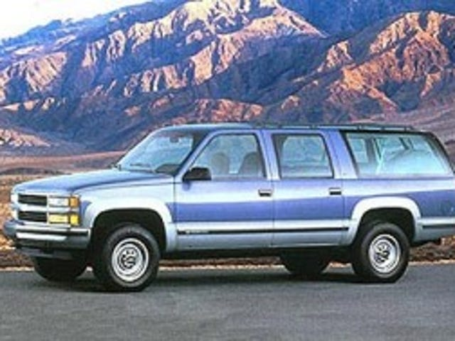Opinions? 1996 K2500 Suburban