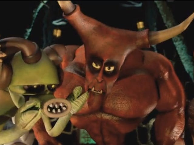 Someone Made an R-Rated Stop Motion Animated Film About Going to Hell