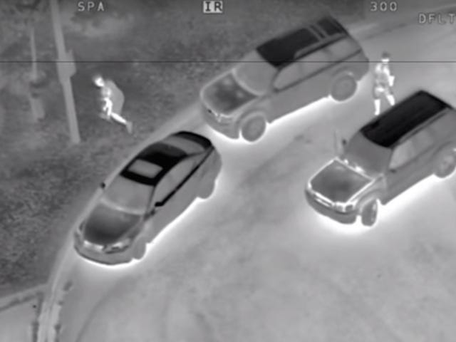 These Idiots Pointed A Laser At A Police Helicopter