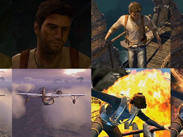 Revisiting Drake's Fortune: Uncharted Collection Trailer In-Depth
