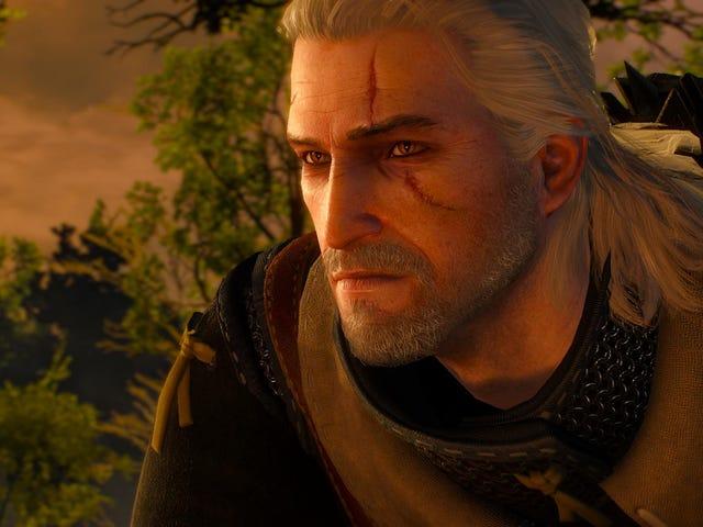 The Witcher 3 Нова гра + упевнений, що важче до сих пір