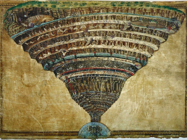 준비, 시너 : 워너 브라더스는 <i>Dante's Inferno</i> 영화로 만들고있다.