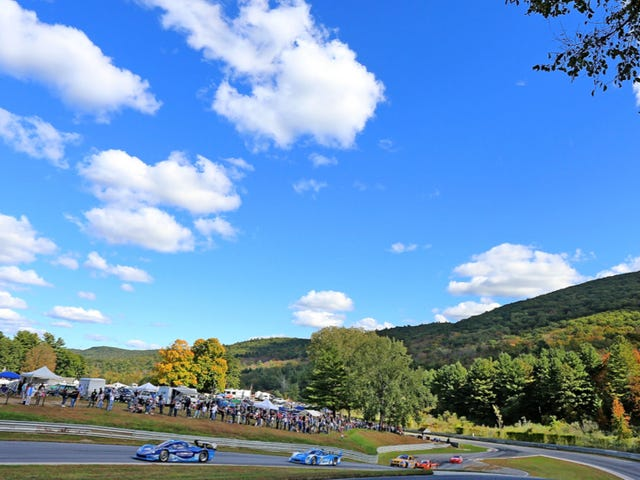 Two Injured After Teens Break Into Lime Rock Park, Steal Karts [UPDATE]