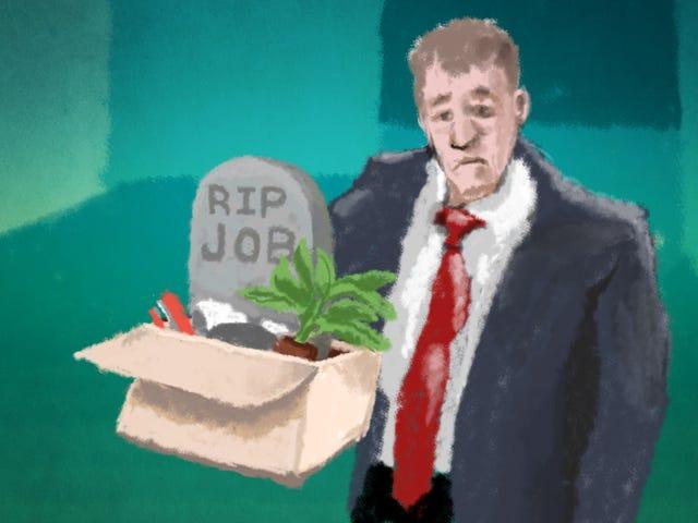 失业后悲伤的五个阶段