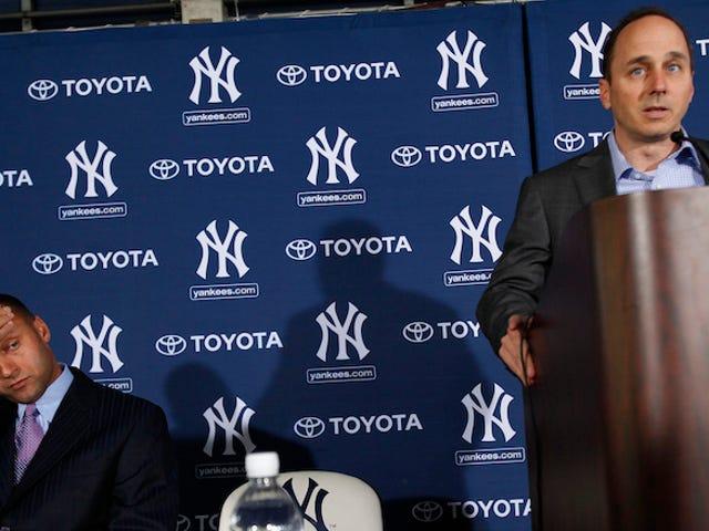 Derek Jeter sai hullun Yankeesiin, koska he ajattelivat, että Troy Tulowitzki oli parempi