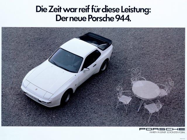 Então, o 944 estará pronto amanhã ...