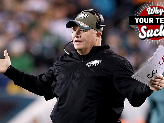 Pourquoi votre équipe suce 2015: les Eagles de Philadelphie