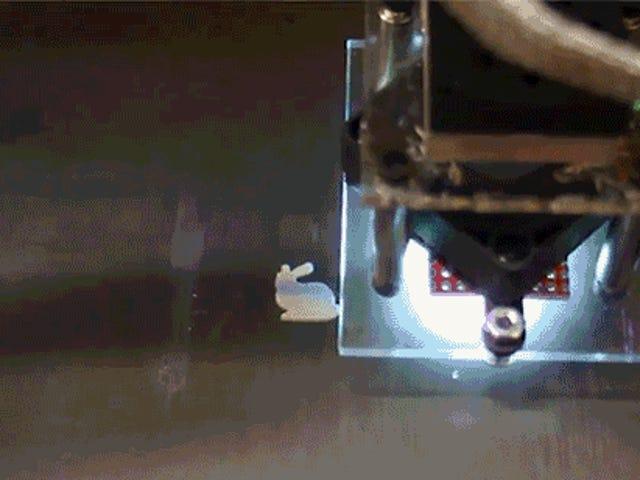 MITs MultiFab 3D-skrivare är en jättehopp mot en verklig replikator
