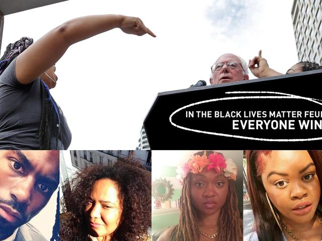 Siyahın Ruhu İçin Mücadele Önemlidir