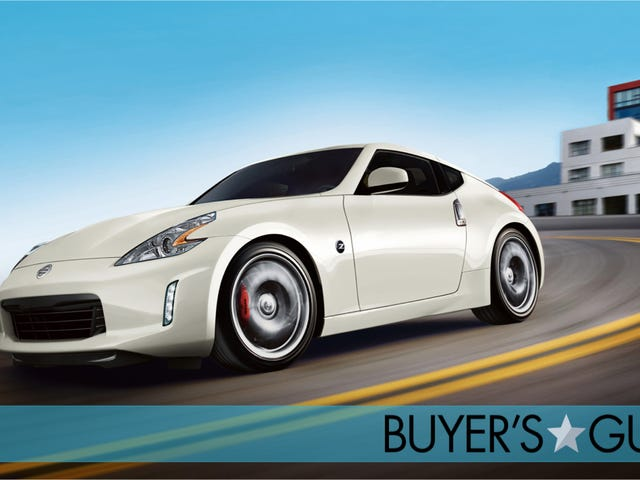 Nissan 370Z: Jalopnik's Buyer's Guide