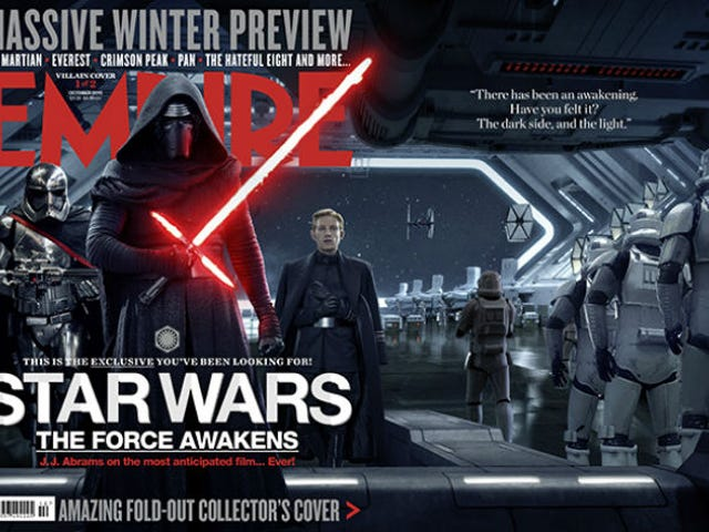 The First Order and the Resistance Rule In New Star Wars: The Force Awakens Photos
