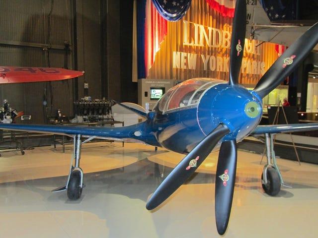 Bản sao Bugatti 100P ngoạn mục của Blue cuối cùng cũng thực hiện chuyến bay đầu tiên
