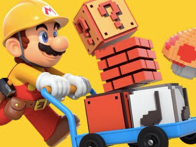 Watch Me Play Super Mario Maker