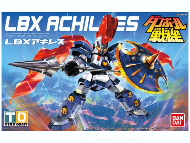 LBX: My Very First Impressions