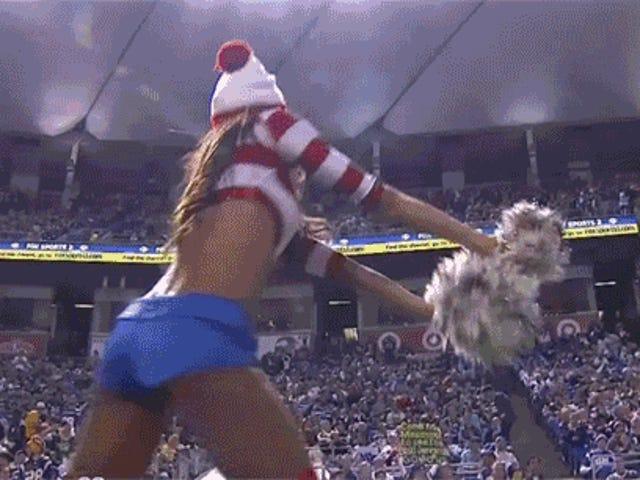 Er Waldo den traditionelle måde at tage dig for længe?