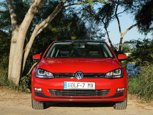 Happy Anniversary To My Volkswagen Golf!