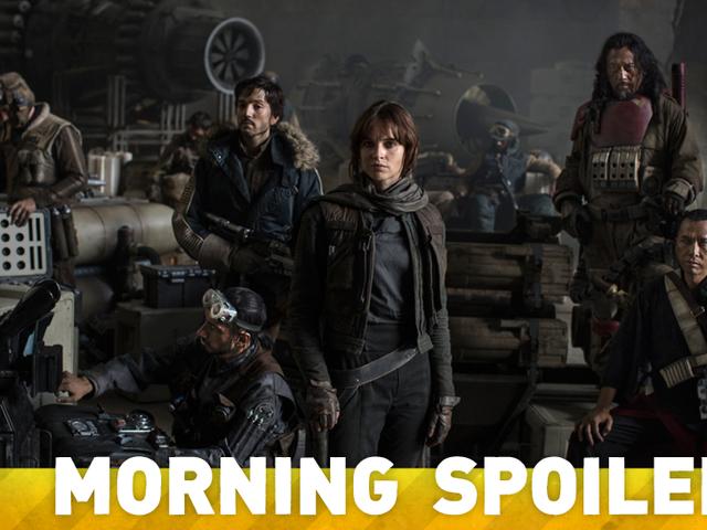 <i>Star Wars: Rogue One</i> podría usar VFX para devolver a Peter Cushing de entre los muertos