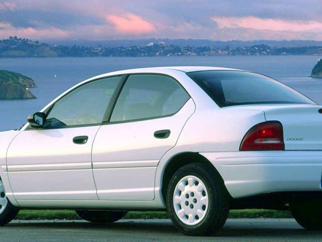 Mr. Regular forklarer, hvorfor den første Dodge Neon var Chryslers bedste øjeblik