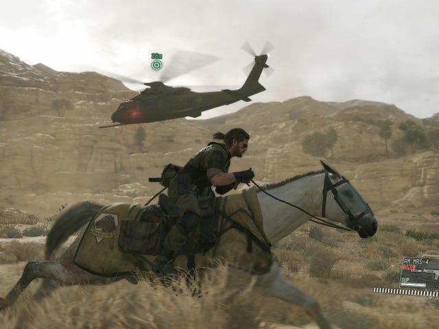 Konami виснажує GameSpot для звіту про MGSV
