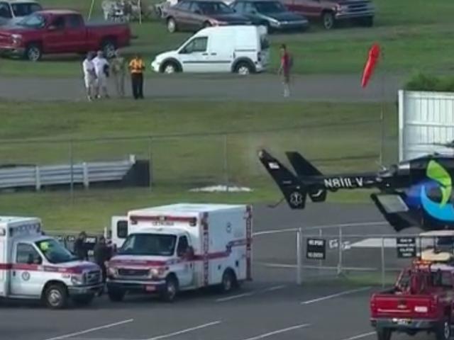 Джастин Уилсон из IndyCar в коме после удара носа в голову [Обновление]