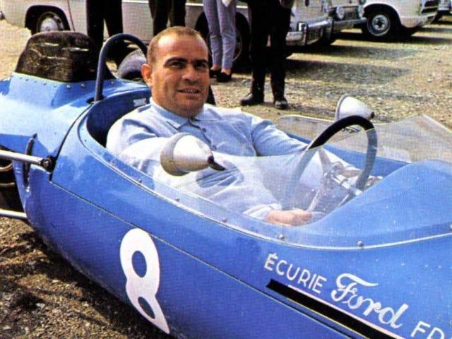 F1车手和车队创始人Guy Ligier已经去世,享年85岁