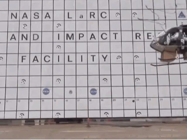 50 años de estrellar naves por la ciencia, resumidos en un relajante vídeo