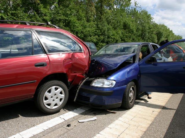 What do you do when you witness an accident?