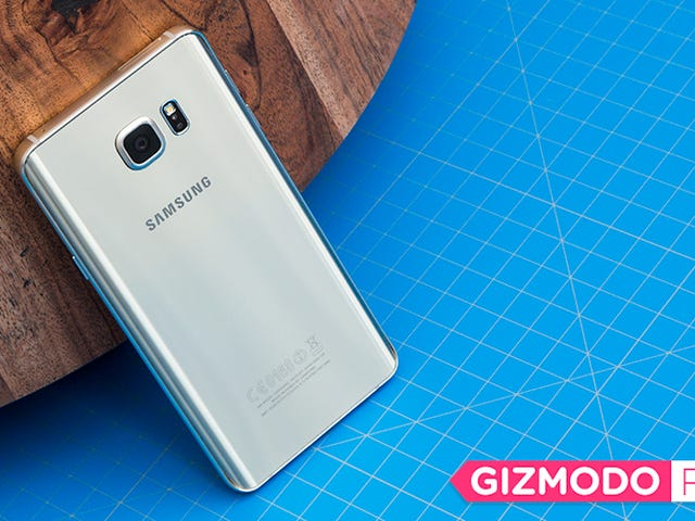 Samsung Galaxy Note 5 Review: Le meilleur téléphone Android qui ne dépense pas