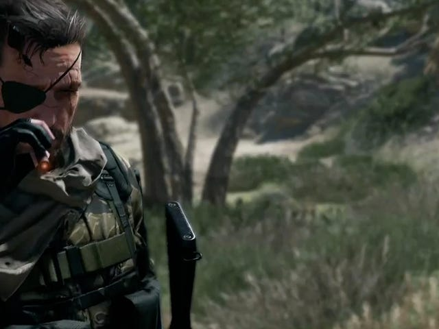The New <i>Metal Gear</i> Trailer Sounds Like Kojima Saying Goodbye