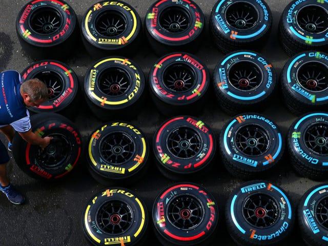 टायर के धमाके के बाद फॉर्मूला वन के लिए पिरेली: हमने आपको बताया