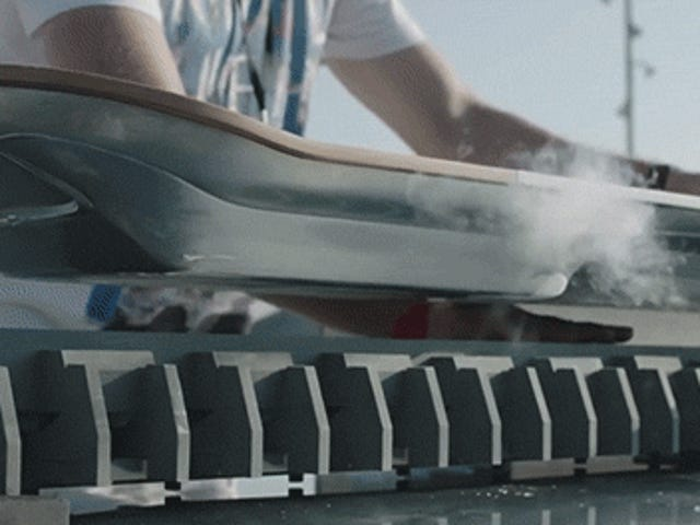लेक्सस होवरबोर्ड कैसे काम करता है इसके पीछे का शांत विज्ञान