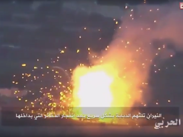 Houthi Rebels Destroy M1 Abrams Tanks With Basic Iranian Guided Missiles