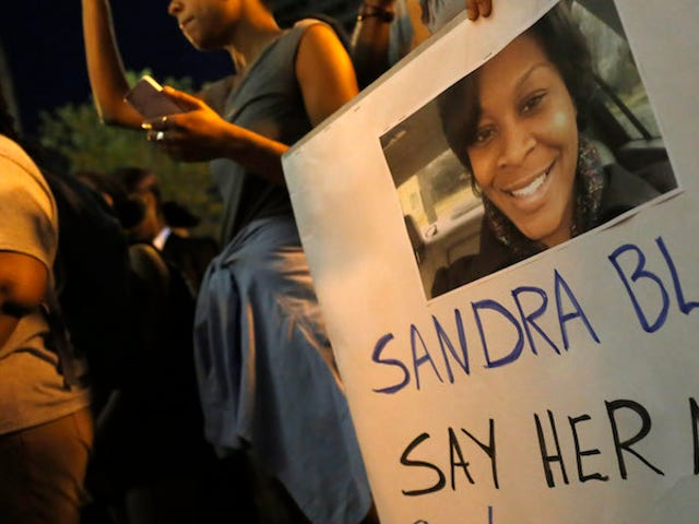 Texas Street Renamed to Honor Sandra Bland
