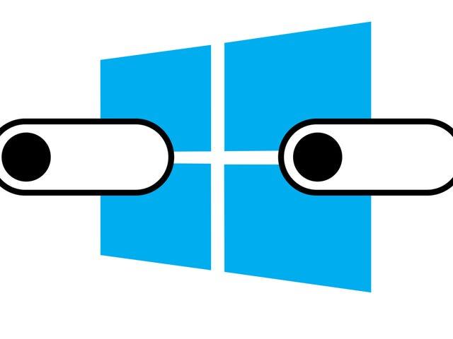 """Vilken Windows 10-inställning """"Privacy Nightmare"""" gör det faktiskt"""