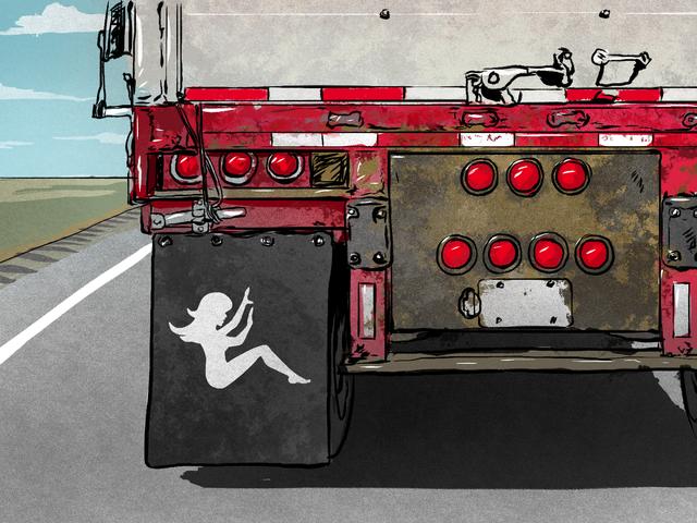 Những con đường bất hạnh: Những nữ tài xế nói rằng họ phải đối mặt với nạn hiếp dâm và lạm dụng trong chương trình đào tạo gặp rắc rối