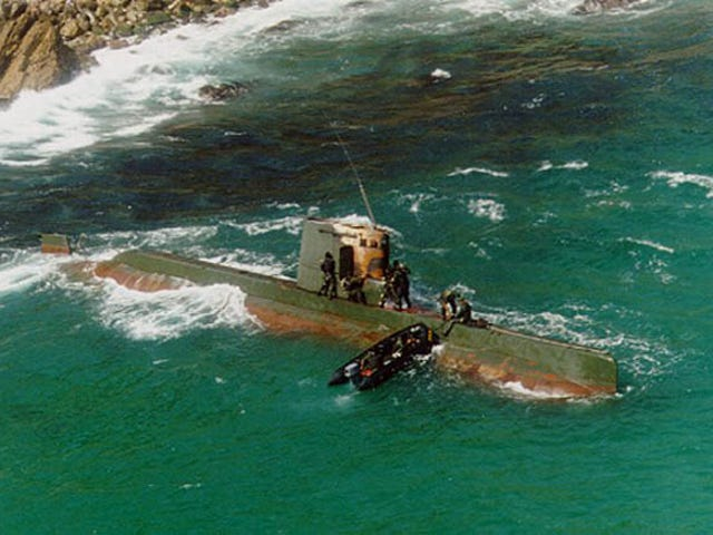 North Korea's Ongoing Massive Submarine Deployment Is Worrisome