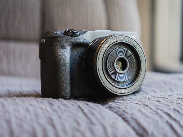 Canon's EOS M3 ist seine neueste Achselzucken eines Schusses bei Mirrorless in den USA