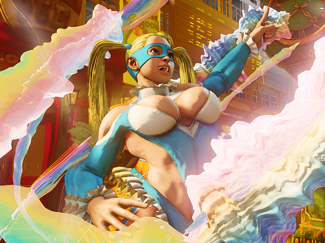 R. Mika Dan Pakaiannya yang tidak senonoh Sertai <i>Street Fighter V</i>