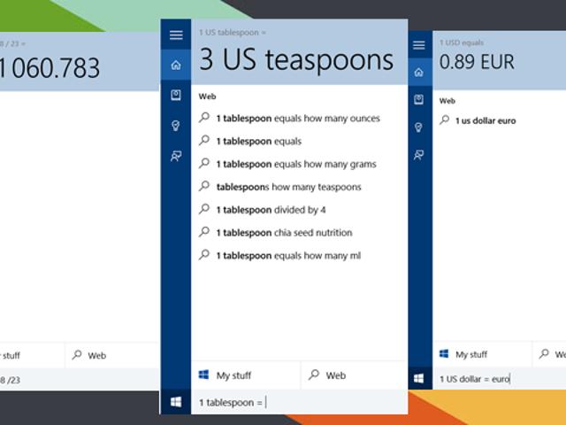 Effectuer des calculs rapides et des conversions dans la barre des tâches de Windows 10