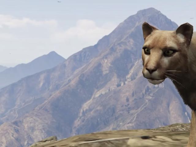 有人制作了关于<i>GTA V</i>野生动物的纪录片,而且很棒