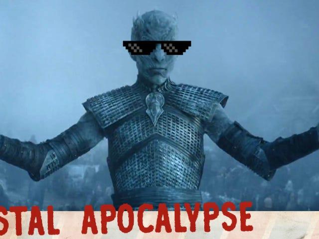 Ang <i>Game of Thrones</i> Series TV ba talaga ang Test ng Oras?