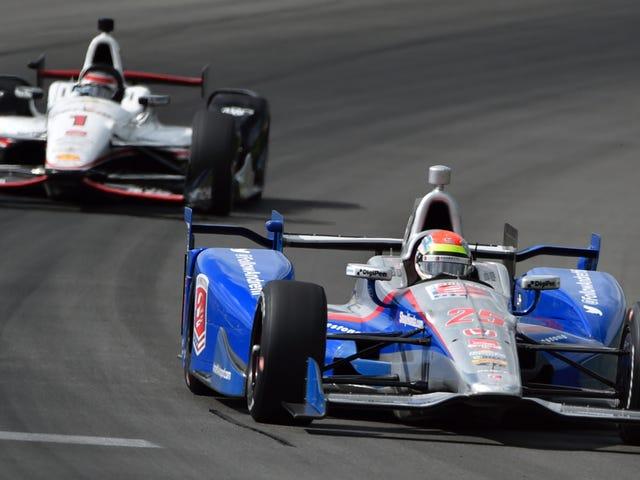 การประท้วง IndyCar ร้ายแรงของจัสตินวิลสันทำให้จุดประกายการแข่งขันของนักบินเพิ่มขึ้น