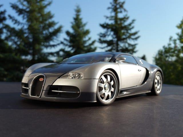 Francuski piątek: Bugatti Veyron