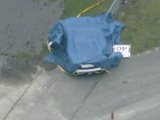 경찰 : 자동차의 방향은 디즈니 월드 트랙 강사의 죽음에 기여했다.