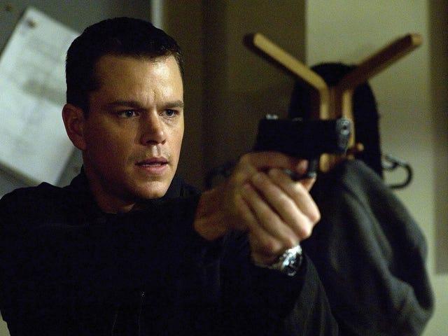 """Ο Matt Damon λέει ότι ο Bourne 5 εμπνέεται από έναν """"κόσμο μετά το Snowden"""""""