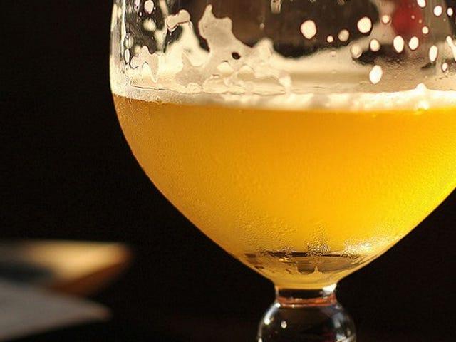 Facilitez-vous la nuit en buvant de la bière en commençant par des variétés plus légères