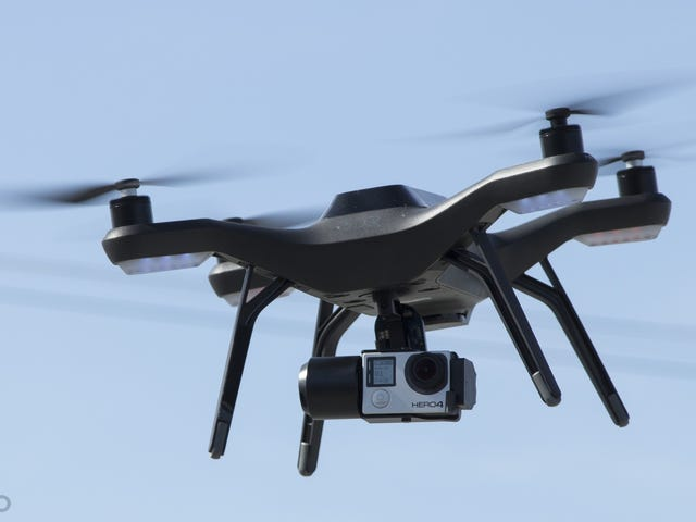 The FAA's Official App Shows Where It's Legal To Fly a Drone