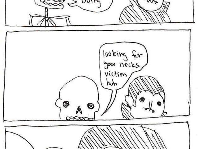 TAY Weekend Forum: Spooky Skeleton Edition