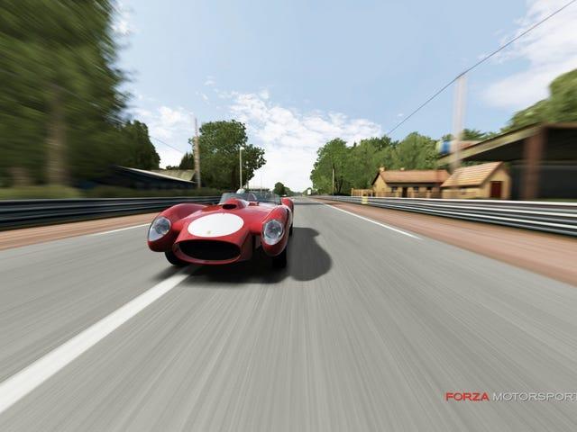 Die vierte Runde der Oppo Fourza Classic Roadsters-Serie beginnt in einer Stunde